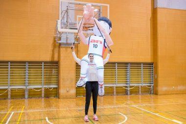 千葉ジェッツ対an超バイト エアージャイアント バスケ対決のイメージ